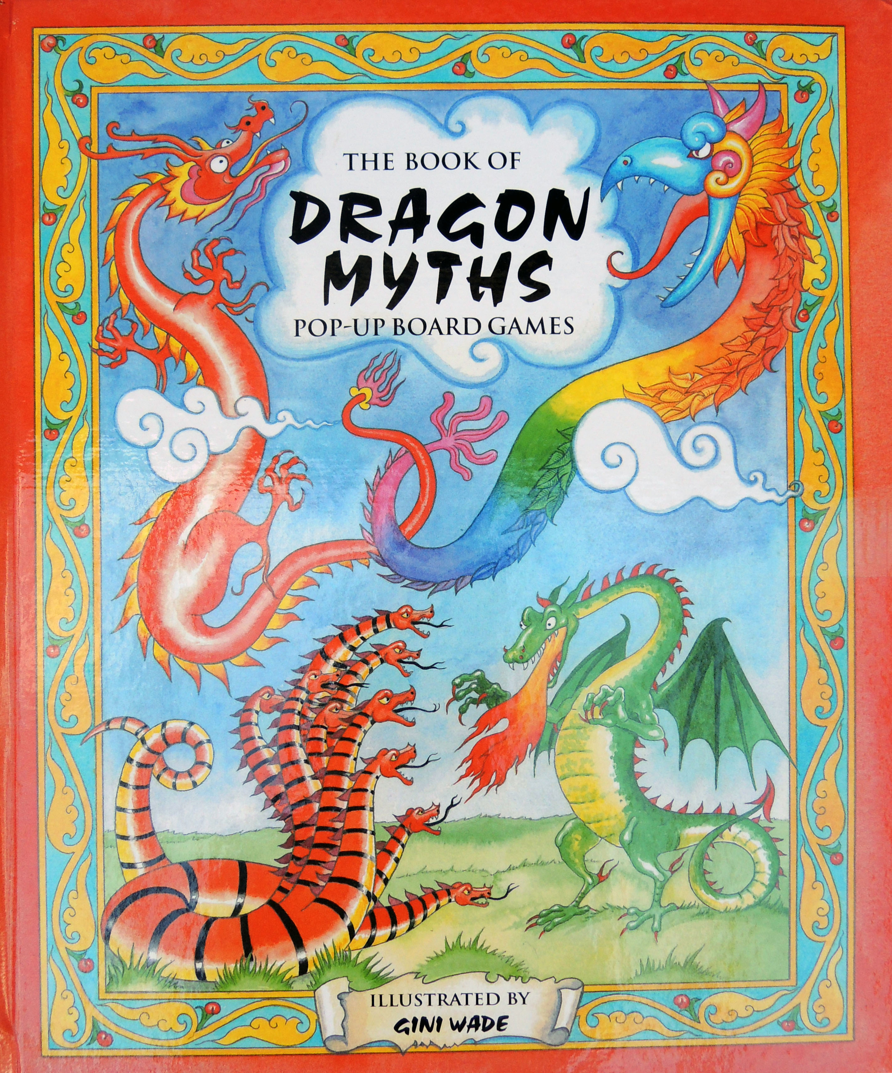 The Book of Dragon Myths 2008