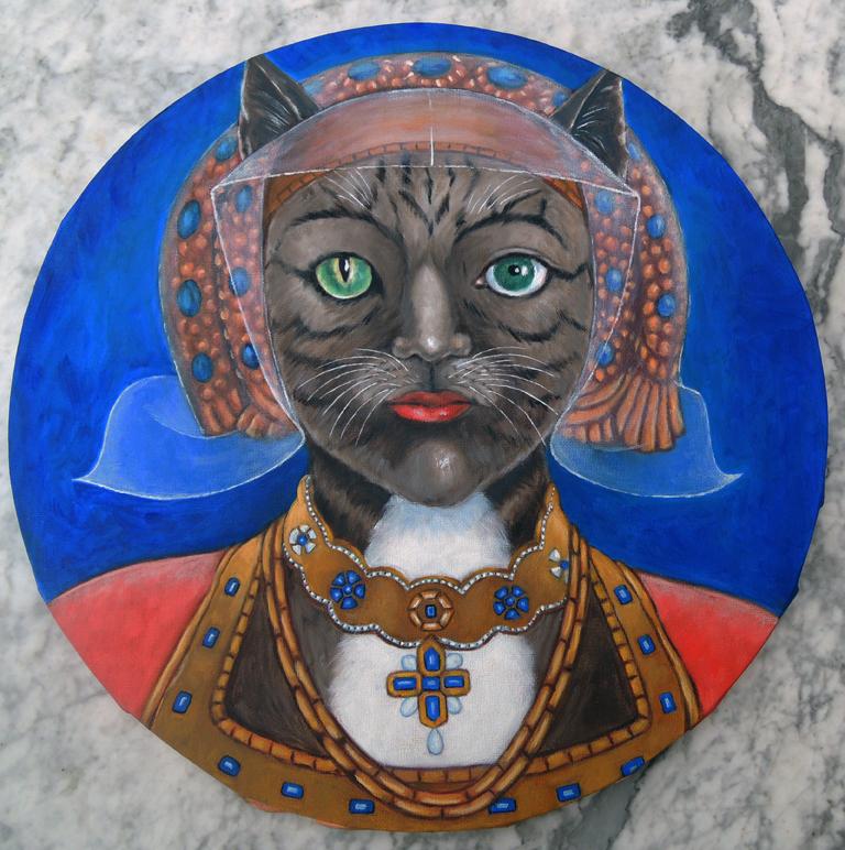 Queen Grimalkin