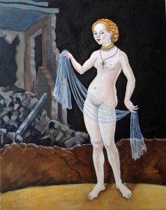Venus in the Ruins